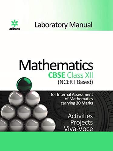 Laboratory Manual Mathematics CBSE class 12 2019-2020