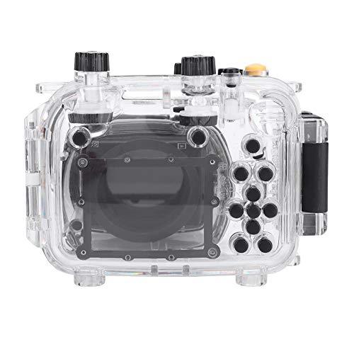 Unterwassergehäuse 40m 130ft für Canon G11 G12 Kamera