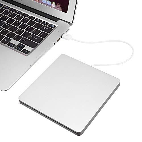 TYYW External CD Drive, USB 3.0 DVD RW Player External Slim DVD Optical Drive Recorder Portable for MacBook Laptop Computer Pc Windows 7/8