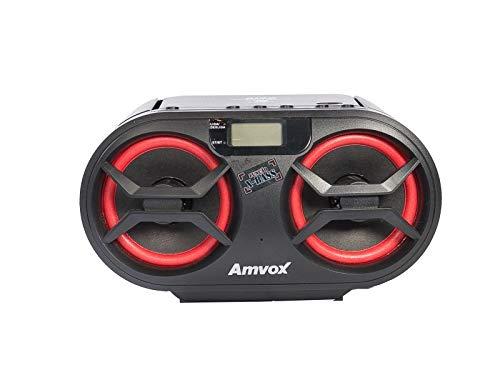 Rádio CD Player Amvox AMC 590 New
