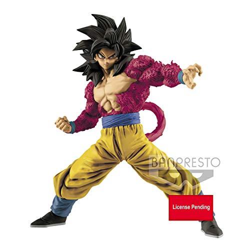Figura de Dragon Ball GT Banpresto Full Saiyan 4 Son Goku de PVC