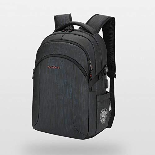Outdoor Product/Mode tas JYT Jongens Waterbestendig School Tas Professionele Zakelijke Laptop Rugzak, Rugzak met USB Opladen Poort, Gebruikt voor Klimmen Camping Reizen Vliegtuig