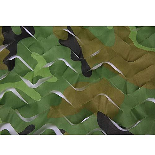 GFBHD Cobertor de Red de Camuflaje,Toldo De Sombra Netificación de Camuflaje | Red de Camuflaje de Defensa aérea | Relojes Fauna Silvestre Fotografía de la campaña de sombreado de la Caza