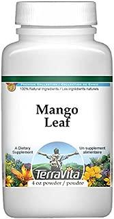 Mango Leaf Powder (4 oz, ZIN: 520784)