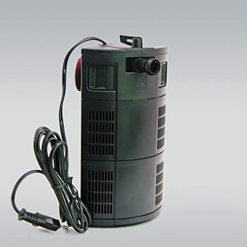 JBL 6097200 Energieeffizienter Innenfilter für Aquarien mit 60-110 L, CristalProf i80 greenline - 2