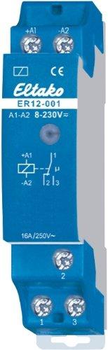 Eltako 2000535 ELTA Schaltrelais ER12-001-UC 8.230V 1W ER12-001-8.230V UC Schalt, Steuer-und Koppelrelais