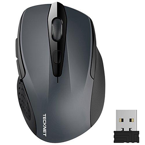 mouse wireless macbook air TECKNET PRO Mouse Senza Fili