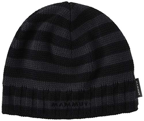 Mammut Uni Beanie Passion, Black-Phantom, one Size, 1191-03072