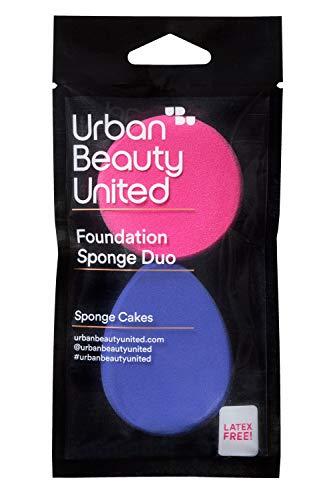 Urban Beauty United Spugne Fondotinta Duo - 10 gr