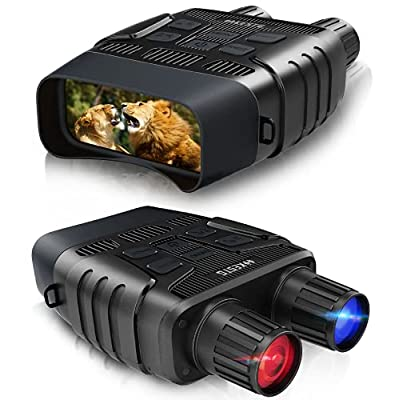 Amazon - 50% Off on Night Vision Goggles, Night Vision Binoculars for Total Darkness
