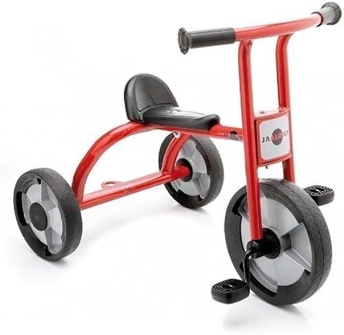 JAALINUS Dreirad medium   Lenkerh  6cm     Sitzh  35cm   max. Belastbarkeit  75 kg   Alter  3-6 Jahre