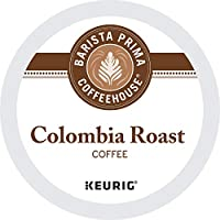 Barista Prima Coffeehouse, Colombia, 24- Count K-Cup Portion Pack for Keurig Brewers by Barista Prima