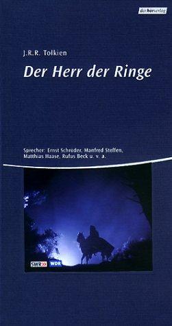 Der Herr der Ringe, limitierte Amazon.de Sammleredition (11 CD's, Spielzeit 756 Minuten)