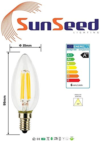 SUNSEED LED.CAA5E14-006N4060_06