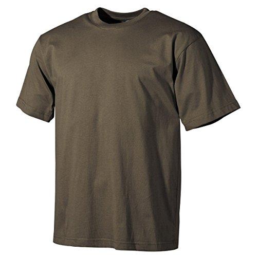 MFH US Army Herren Tarn T-Shirt (Oliv/L)