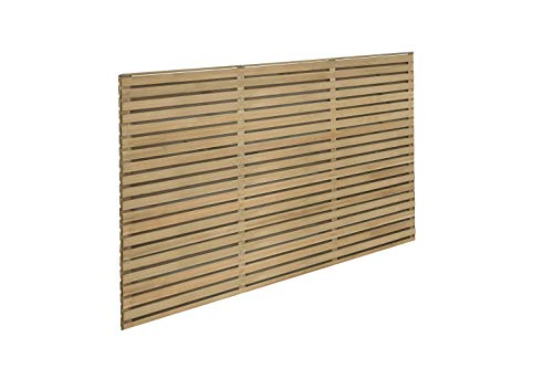 Forest 6 ft x 4 ft Panel Fence, Pressure Treated