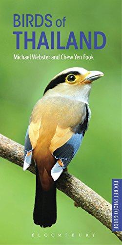 Birds of Thailand (Pocket Photo Guides)