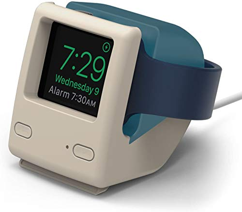 elago W4 STAND Apple Watch 充電 スタンド Series 3 / Series 2 / series 1 対応 シリコン スタンド [ ア...