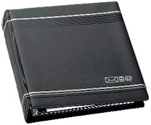 Durable 237758 Telefonringbuch TelIndex A5 (für 200 Einträge) anthrazit