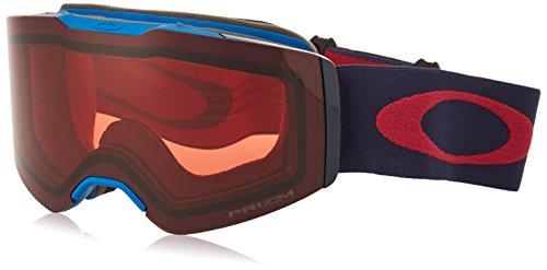 Oakley Unisex-Erwachsene Fall Line 708515 0 Sportbrille, Blau (Bluee Fathom/Prizmsnowrose), 99