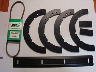 954-0367 KIT For MTD Snowblowers 1990-1996 Belt Paddle & Scraper Kit