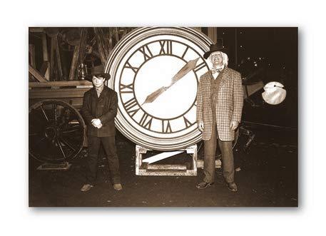 ysldtty Quadro su Tela Ritorno al Futuro Poster Classico Stampa su Film Film Alternativo Foto retrò Stile Vintage Decorazioni per la casa E611 Senza Cornice 40cmx60cm