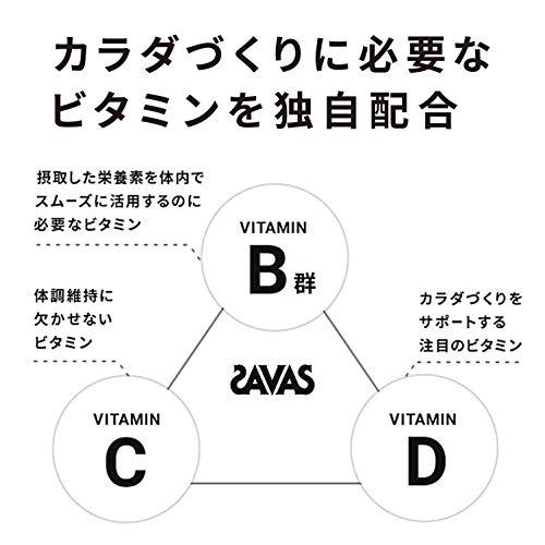 明治ザバス(SAVAS)ソイプロテイン100ココア味【45食分】945g
