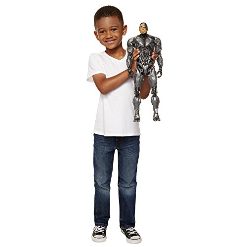 """DC Theatrical BIG-FIGS Justice League 20"""" Cyborg Action Figure"""