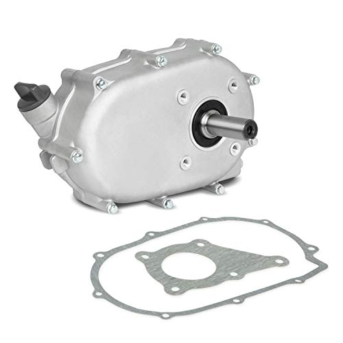 EBERTH Reduktionsgetriebe 2:1 Ölbadkupplung für Benzin und Diesel Standmotor (Eingangswelle Ø20mm, Ausgangswelle Ø20mm)