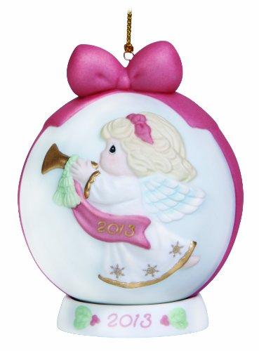 Preciosos Momentos fechada en 2013de Bola para árbol de Navidad