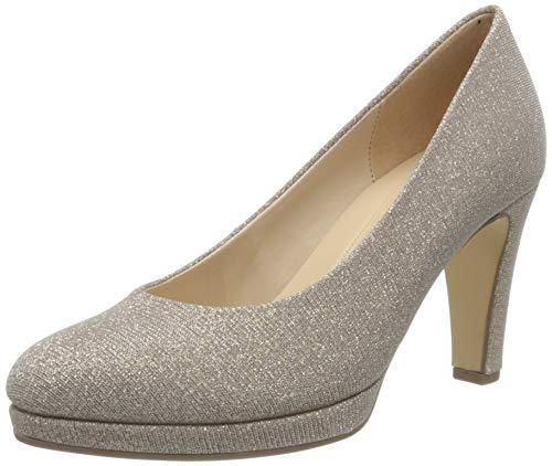 Gabor Shoes Damen Fashion Pumps, Mehrfarbig (Rosato 64), 38.5 EU