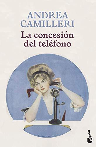 La concesión del teléfono (NF Novela)