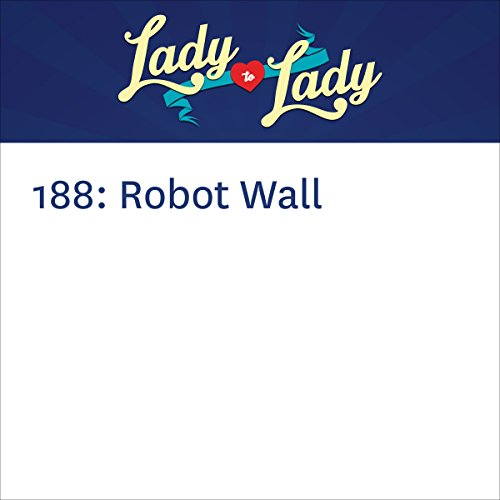 188: Robot Wall audiobook cover art
