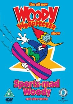 Sports-Mad Woody and Other Stories