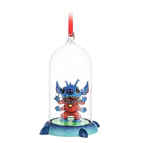 Disney Stitch Glow-in-The-Dark Ornament