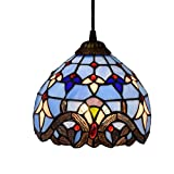 Lámpara de techo de estilo Tiffany 8-'Tiffany Style Restaurant...