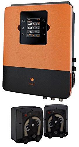 Sucre Valley Ta156 Eau Aspirateur Définit Redox Option avec capteur pour réparation/contrôleur, Noir