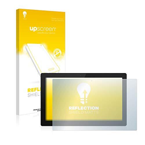 upscreen Entspiegelungs-Schutzfolie kompatibel mit TrekStor Primetab S11B – Anti-Reflex Bildschirmschutz-Folie Matt