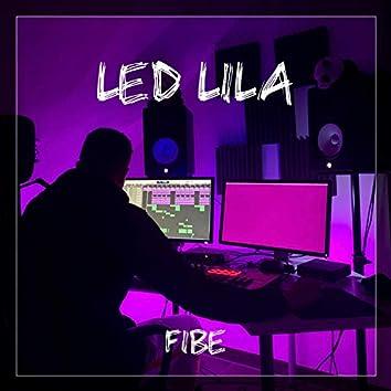 LED Lila