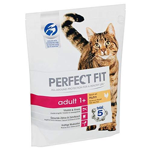 Cat Adult 1 + Riche en Poulet | 1,4 kg Chat Doublure