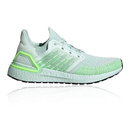 adidas Ultraboost 20 Women's Running Shoes - AW20-4 Green
