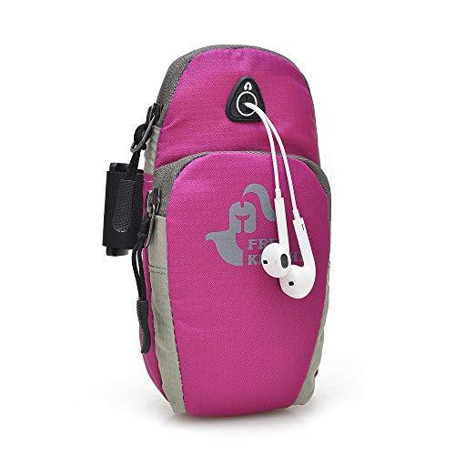 Running Armband/Sweatproof/Sport Armband/Telefoon Houder Tas Mobiele arm tas arm band sport lopende pols tas