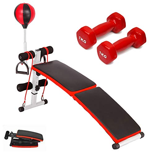 Prepare for your PlayStation 5,Game gym essentials, Ab Bench Decline...