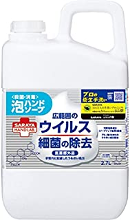 ハンドラボ 薬用泡ハンドソープ 業務用 2.7L [医薬部外品]