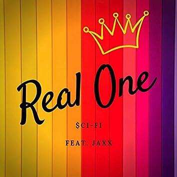 Real One (feat. Jaxx)
