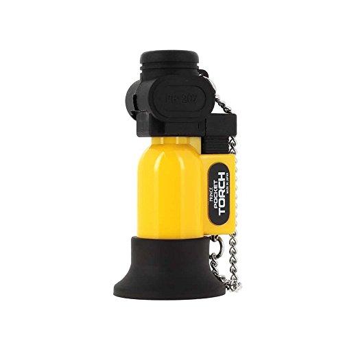 PRINCE gelb heller Taschenlampe