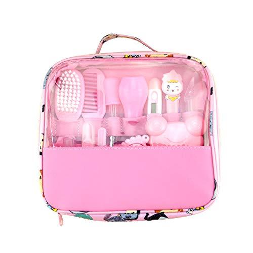 Kit de cuidado de la salud del bebé, práctico kit de cuidado diario del bebé para el cuidado del bebé de enfermería y aseo