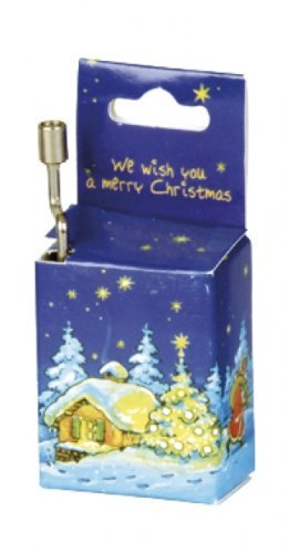 "Fridolin Musik-Box ""Merry Christmas Box"" 59453"