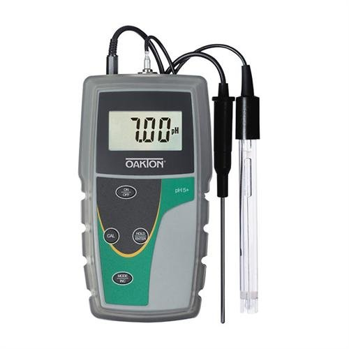 Oakton WD-35811-71 Acorn All-in-One pH Electrode for pH 6+ Meters, Single Junction, Epoxy Body, Sealed