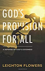 Book cover God's Provision For All: A Defense of God's Goodness by Leighton Flowers book review Christian apologetics books Christian theology books soteriology problem of evil trinity academic press buy on amazon